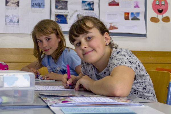 Information zur Betreuungsmöglichkeit in der Schule