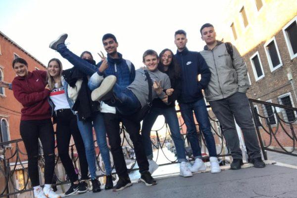 5.10.2019, 20:45: Beginn Missione Venezia