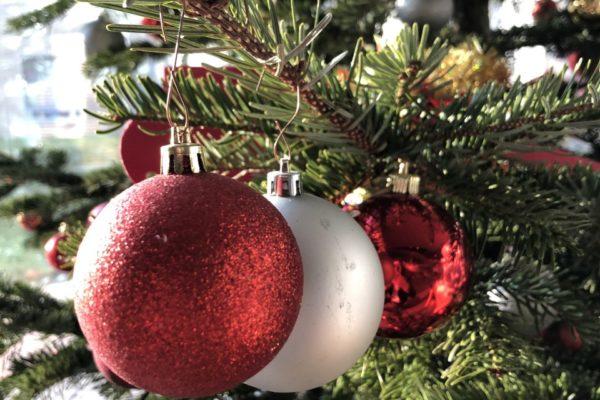 Weihnachtsgrüße der Direktion