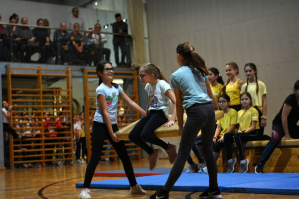 Sportfest der ersten Klassen