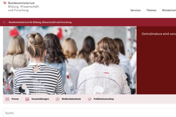 Update zur Reifeprüfung und VWA | Stand 23.3.