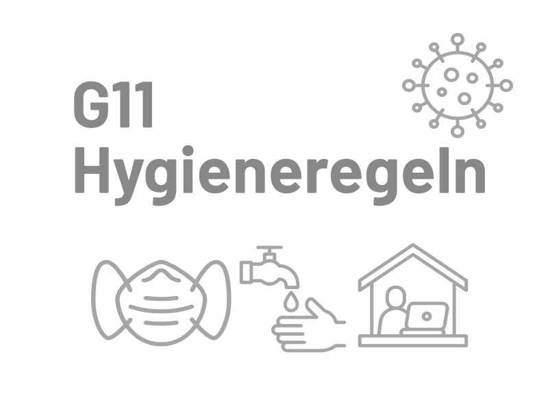 G11 Hygieneregeln